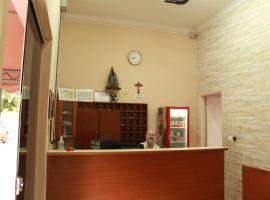 Oriente Palace Hotel, Palmital