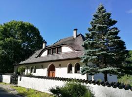 Longmen Mountain Villa, Egloffstein (Hiltpoltstein yakınında)