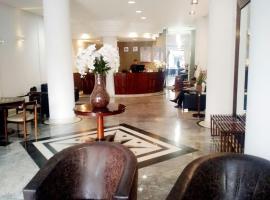 River Palace Hotel, Divinópolis (Carmo do Cajuru yakınında)