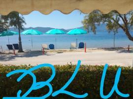 Blu, Glífa