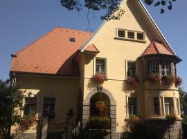 Penzion Romance, Vyšší Brod (Rožmberk nad Vltavou yakınında)