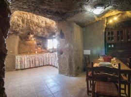Holiday Home Cueva Rural Las Margaritas, Artenara