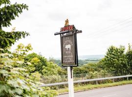 The Hampshire Hog, Clanfield (рядом с городом Buriton)