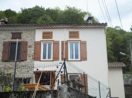 Maison de Mountain, Soulan (рядом с городом Rivèrenert)