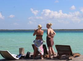 Cabañas Hostal & Camping Magic Bacalar, Bacalar