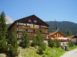 Danilo Pianta Hotel, Savognin (Tinzen yakınında)