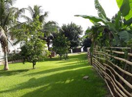 Villa Sankofa, Kumasi (рядом с городом Bisiasi)