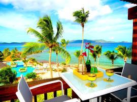 Luxury Beachfront Duplex Villa NO HURRICANE DAMAGE V
