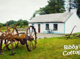 Biddys Cottage, Culdaff