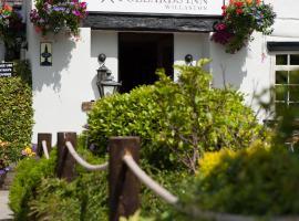 Pollards Inn, Willaston (рядом с городом Childer Thornton)