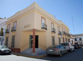 Hostal Niza, San Juan del Puerto (Beas yakınında)