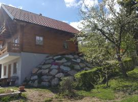 Bloke Lake Lodge, Nova Vas