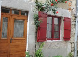 Gîte Cajarc., Cajarc (рядом с городом Salvagnac-Cajarc)