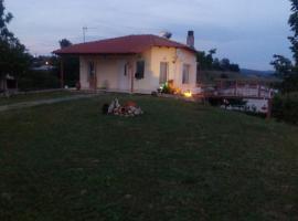 Maisonette with big garden