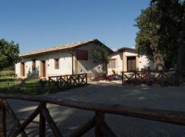 La Casa nella Prateria, Altomonte (Roggiano Gravina yakınında)