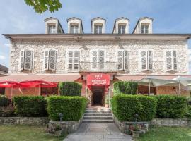 Hotel Michallet, Artemare