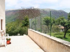 Casa Vacanze Le Mandrelle, Civitella Alfedena (Villetta Barrea yakınında)