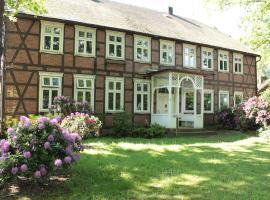 Gästehaus Tobringen 20, Tobringen (Prezelle yakınında)
