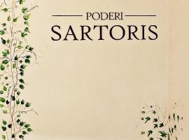 Poderi Sartoris, San Marzano Oliveto (Nizza Monferrato yakınında)