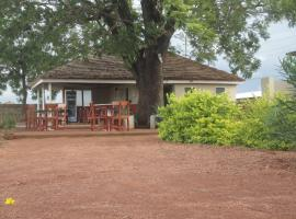 Dawadawa Lodge, Tamale (рядом с городом Yapalsi)