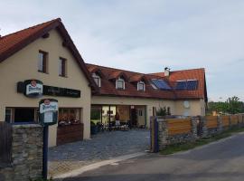 Penzion U Zatoky, Horní Planá (Černá v Pošumaví yakınında)