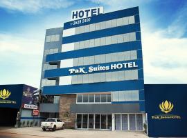 Pak Suites Hotel, Luis Eduardo Magalhaes