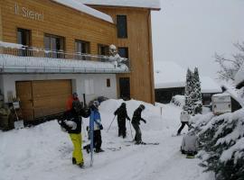 Casa il Siemi, Luven (Ilanz yakınında)