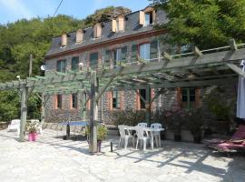 Aux berges du viaur Chambres d'Hôtes, Mirandol-Bourgnounac (рядом с городом Castelmary)