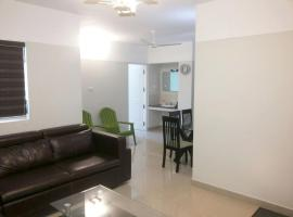 Furnished A/C apartment in Hilite City, Kakkayam