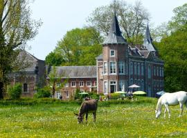 Kasteel Nieuwenhoven, Sint-Truiden (Geetbets yakınında)