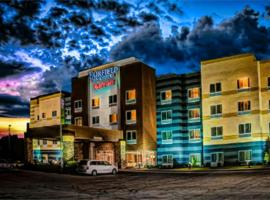 Fairfield Inn Suites By Marriott Montgomery Airport 3 Star Hotel Hope Hull