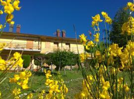 Residence Le Terrazze, Carpegna (Scavolino yakınında)