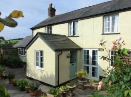 Highertown B&B on Exmoor, Brompton Regis (рядом с городом Upton)