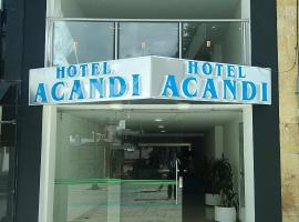 Hotel Acandi, Ibagué