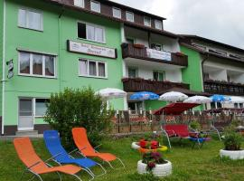 Hotel-Pension Dressel, Warmensteinach