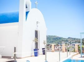 Castello Di Cavallieri Suites & Spa - Только для взрослых, Фалираки