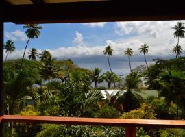 Daku Resort Savusavu, Savusavu (рядом с городом Natuvu)