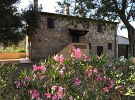 Il Leccio, Campiglia Marittima (La Bandita yakınında)