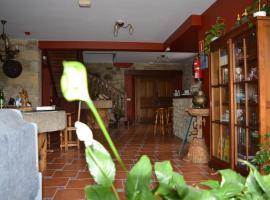 La casona de Quintes, Quintes (Arroes yakınında)