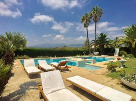VILLA PROVENCE POOL&VIEW, Saint-Laurent-du-Var