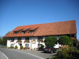 Landurlaub-Ferienwohnung, Argenbühl (Hofs yakınında)