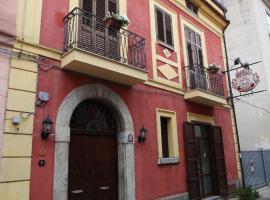 Hotel Savoia, Sapri
