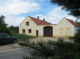 Apartmány u Zlaté stoky, Ponědraž (Bošilec yakınında)