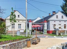 Slezský Grunt, Háj ve Slezsku (Kravaře yakınında)