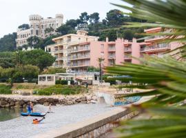 Hôtel Alexandra, Roquebrune-Cap-Martin