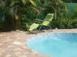 Villa Berta Rooms, Nicoya (Santa Cruz yakınında)