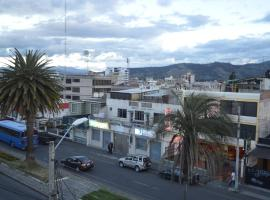 Hotel Alborada Riobamba, Riobamba