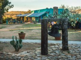 Rancho de la Osa Guest Ranch