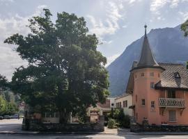 Hôtel les Berges, Chippis (Near Sierre)