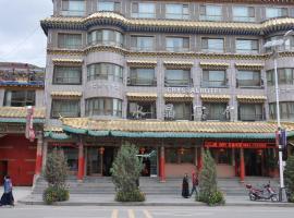 Xiahe Crystal Hotel, Xiahe (Zhorongwo yakınında)